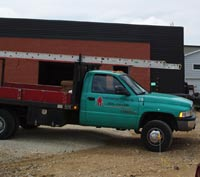 Tilsen Roofing | Photo of Truck